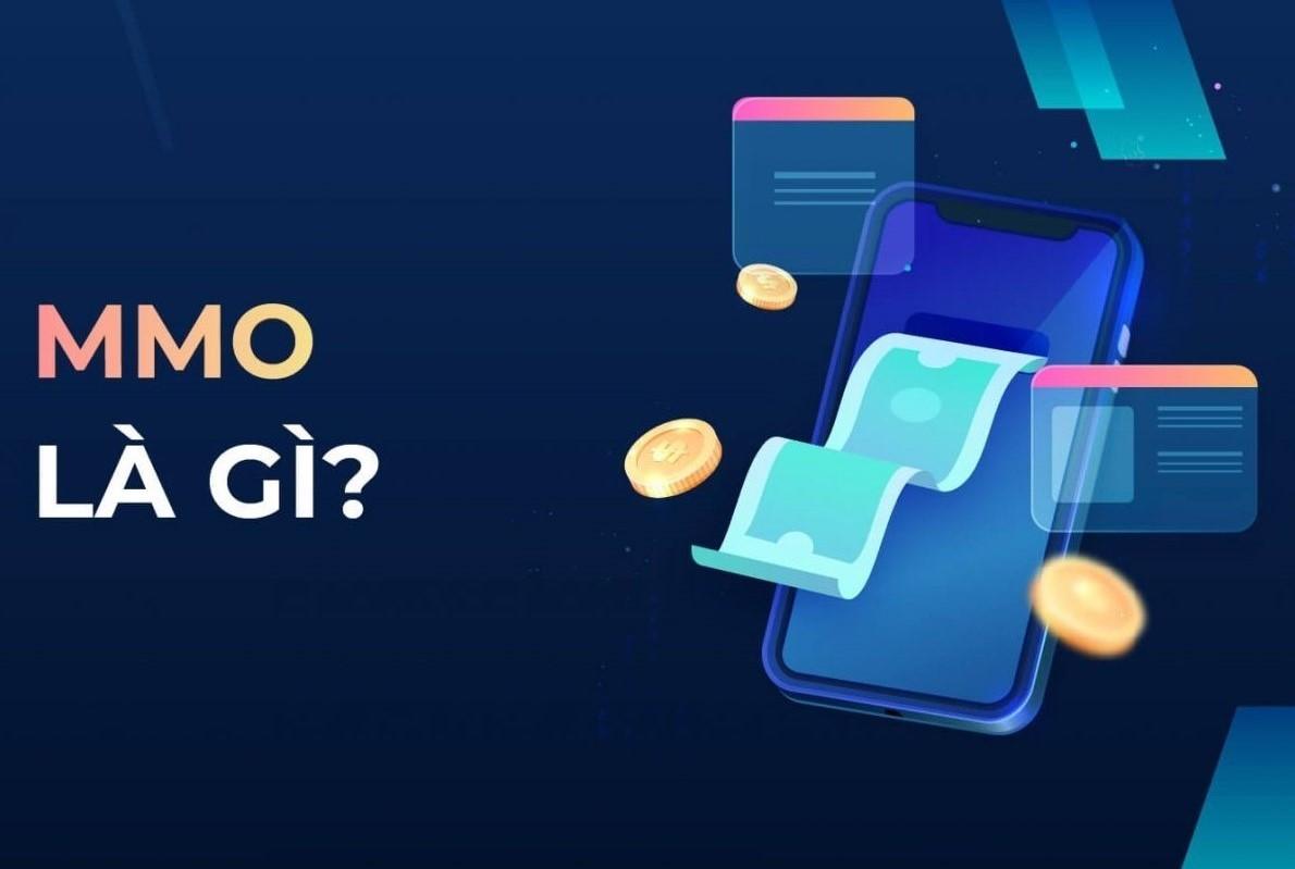 Xu hướng kiếm tiền online với MMO