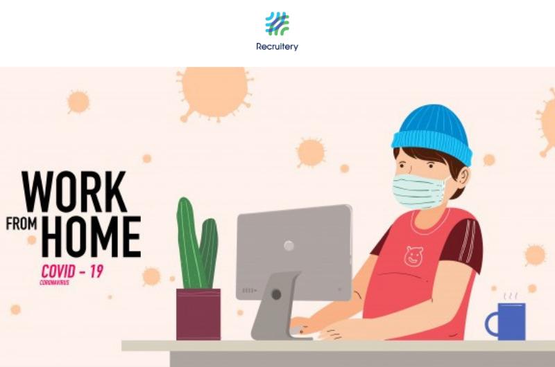Việc làm tại nhà HR trong mùa dịch - Không yêu cầu kinh nghiệm - Mức thưởng 100 triệu đồng/tháng