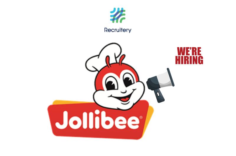 Giới thiệu ứng viên cho Jollibee - nhận thưởng ngay cùng Recruitery