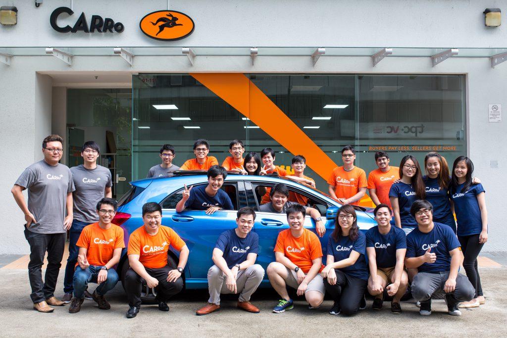 Carro xếp hạng top doanh nghiệp tăng trưởng nhanh nhất Châu Á Thái Bình Dương