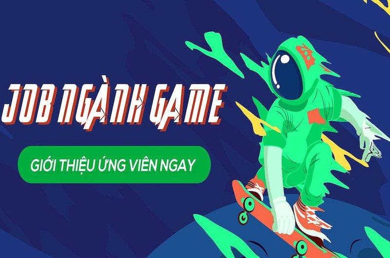 #9+ Công Ty Lập Trình Game Uy Tín, Đáng Tin Cậy Tại Việt Nam