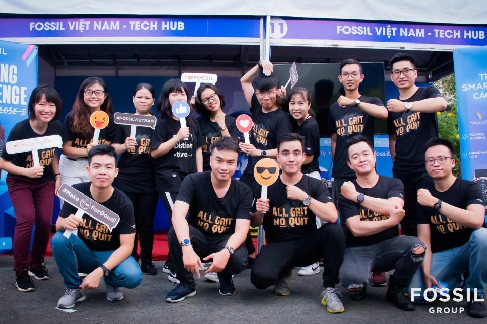 Fossil Vietnam - Đưa trí tuệ Việt vươn tầm thế giới
