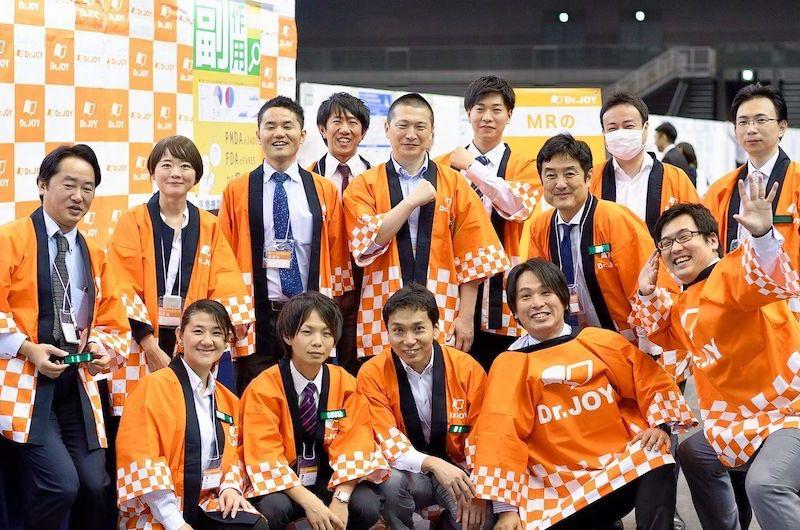 Dr.Joy - Hành trình trở thành CEO startup triệu đô của bác sĩ người Nhật