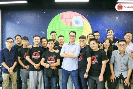 CoderSchool- Start-up dạy lập trình được đầu tư 2,6 triệu USD vòng gọi vốn pre-series A