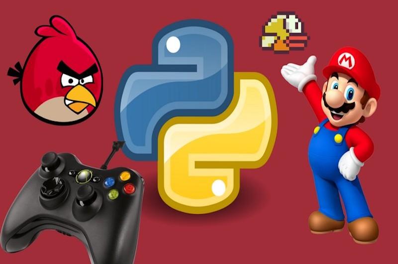 #Hướng Dẫn Làm Game Đơn Giản Với Python Dành Cho Newbie