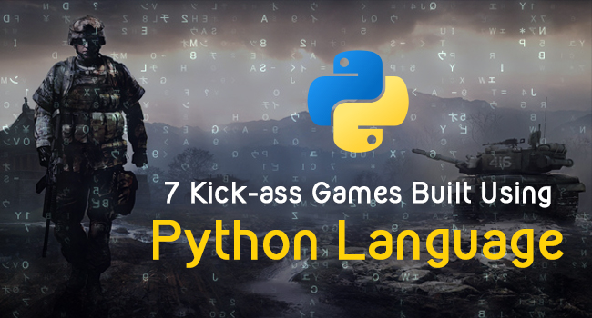 Python game language - Recruitery