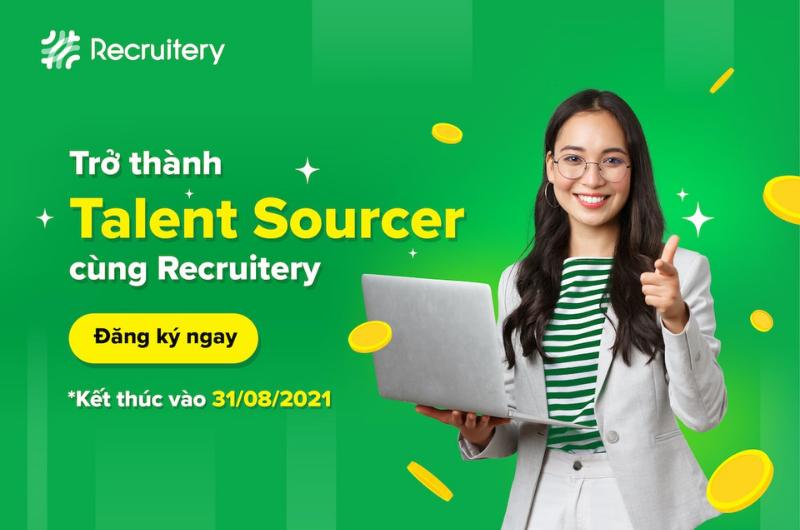 Hướng dẫn giới thiệu ứng viên vào các job sourcing trên Recruitery
