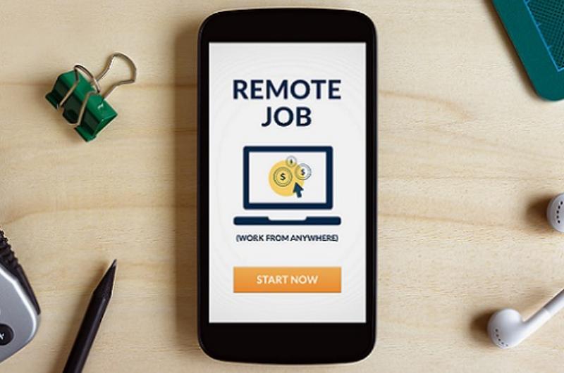 #5 việc làm remote có lương hấp dẫn nhất
